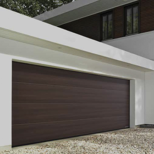 puertas de garaje tancaments acabados duragrain