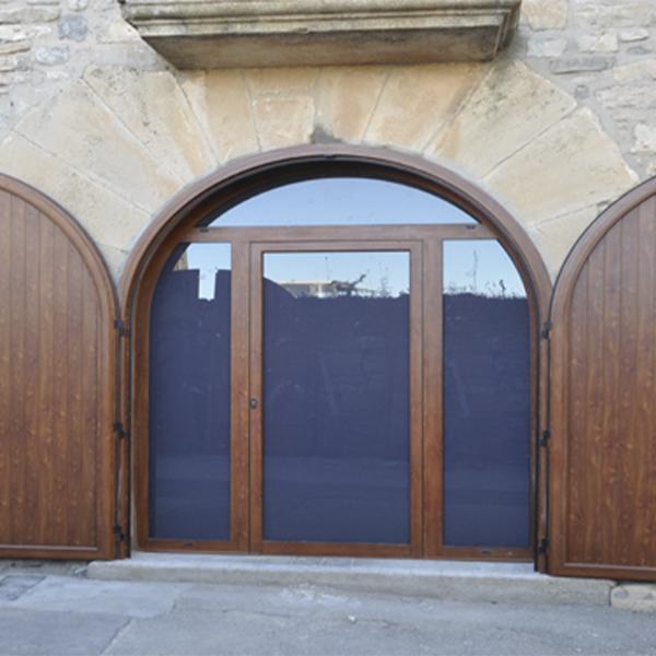 ventanas de madera personalizables