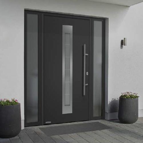 puertas de entrada estéticas y seguras tancaments