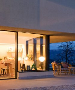 obra nueva de ventanas de aluminio y pvc de tancaments